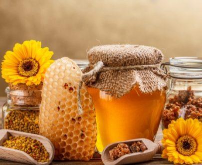 Алтайский мед и варенье