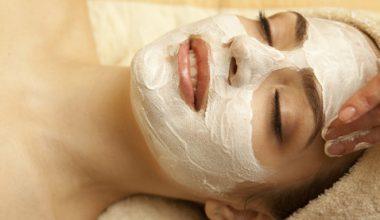 Эта волшебная маска для лица с солью сделает вас моложе!!!